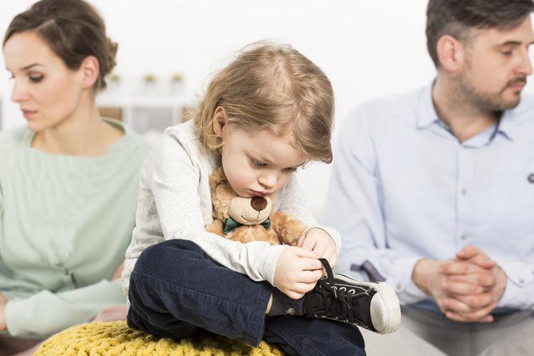 حضانت فرزند بدون طلاق